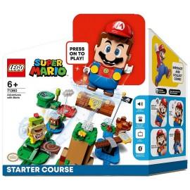 71360 PACK DE DEMARRAGE AVENTURES MARIO LEGO SUPER MARIO-LiloJouets-Morbihan-Bretagne