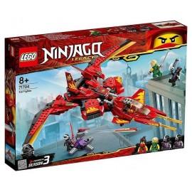 71704 LE SUPERJET DE KAI LEGO NINJAGO-LiloJouets-Morbihan-Bretagne