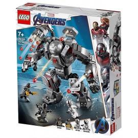 76124 L'ARMURE DE WAR MACHINE LEGO AVENGERS-LiloJouets-Morbihan-Bretagne