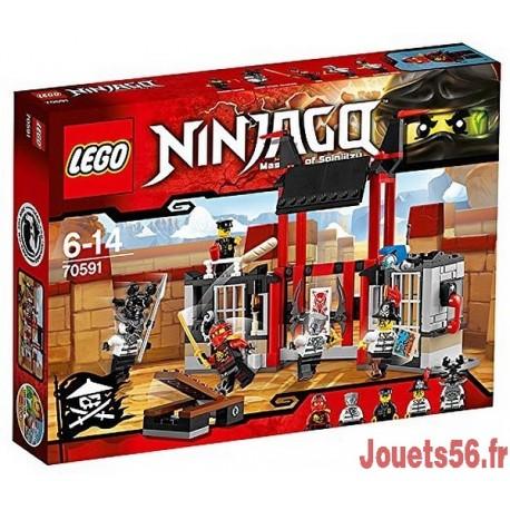 70591 EVASION DE LA PRISON KRYPTARIUM NINJAGO-jouets-sajou-56