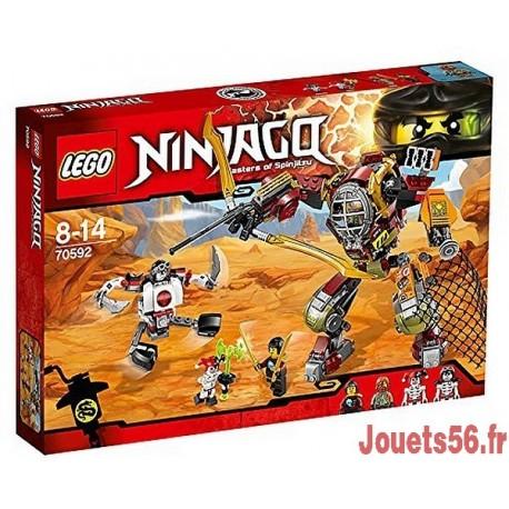 70592 LE ROBOT DE RONIN NINJAGO-jouets-sajou-56
