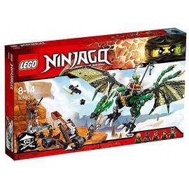 70593 DRAGON EMERAUDE LLYOD NINJAGO-jouets-sajou-56