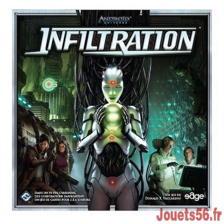 JEU ANDROID INFILTRATION-jouets-sajou-56
