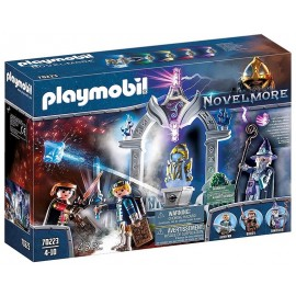 70223 TEMPLE DU TEMPS PLAYMOBIL NOVELMORE