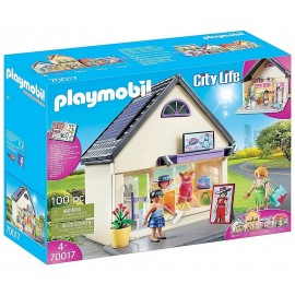 70017 BOUTIQUE DE MODE CITY LIFE PLAYMOBIL