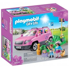 9404 VOITURE FAMILIALE PLAYMOBIL CITY LIFE