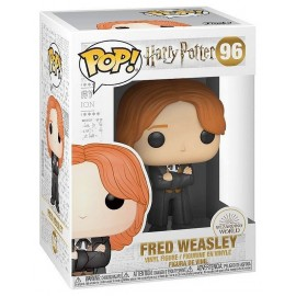 FIGURINE POP 096 FRED WEASLEY YULE HARRY POTTER 9CM