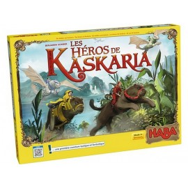 JEU LES HEROS DE KASKARIA