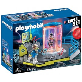 70009 SUPERSET AGENTS DE L'ESPACE PLAYMOBIL