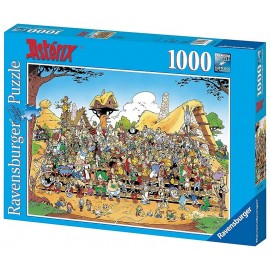 PUZZLE ASTERIX PHOTO DE FAMILLE 1000 PIECES