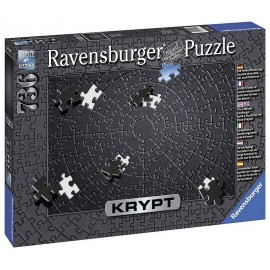 PUZZLE KRYPT NOIR 736 PIECES