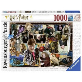 PUZZLE VOLDMORT HARRY POTTER 1000 PIECES