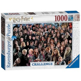 PUZZLE CHALLENGE HARRY POTTER 1000 PIECES