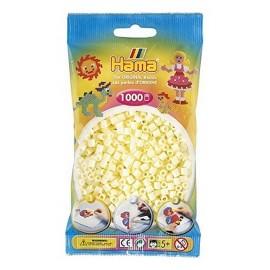SACHET 1000 PERLES HAMA CREME -jouets-sajou-56