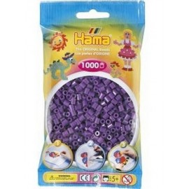SACHET 1000 PERLES HAMA VIOLET-jouets-sajou-56