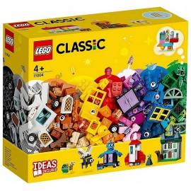 11004 BOITE FENETRES CREATIVES LEGO CLASSIC-LiloJouets-Morbihan-Bretagne