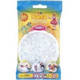 SACHET 1000 PERLES HAMA  TRANSPARENTES-jouets-sajou-56