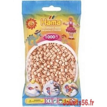 SACHET 1000 PERLES HAMA CHAIR-jouets-sajou-56