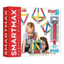 SMARTMAX START CONSTRUCTION MAGNETIQUE 23PCES-LiloJouets-Morbihan-Bretagne