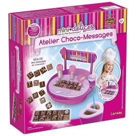 ATELIER CHOCO-MESSAGES MINI DELICES-LiloJouets-Morbihan-Bretagne