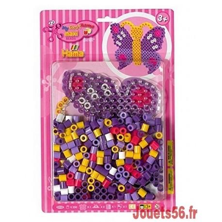 PERLES MAXI PAPILLON GM HAMA-jouets-sajou-56