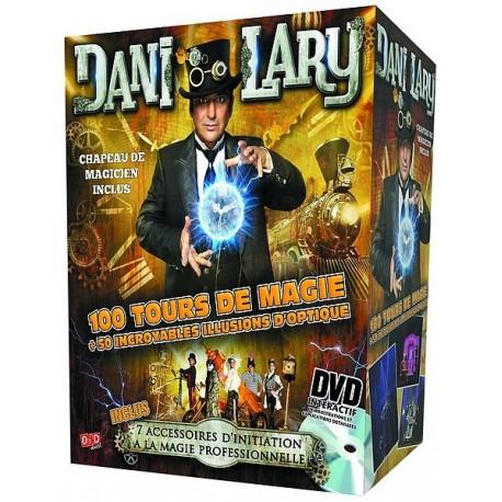 100 TOURS DE MAGIE DANI LARY PRO ET DVD-jouets-sajou-56