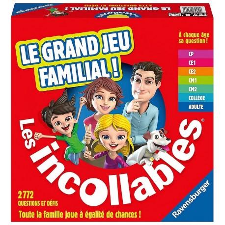JEU DES INCOLLABLES GRAND JEU FAMILIAL-LiloJouets-Morbihan-Bretagne