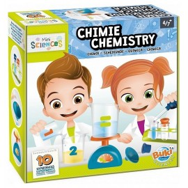 MINI SCIENCES CHIMIE 10 EXPERIENCES