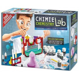 SCIENCE LAB CHIMIE 200 EXPERIENCES