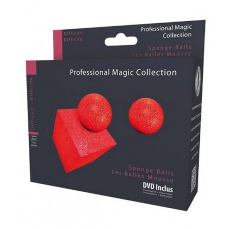 BALLES MOUSSE - TOUR DE MAGIE DVD INCLUS-jouets-sajou-56