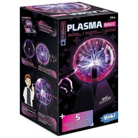 BOULE PLASMA 15CM SCIENCE PLUS