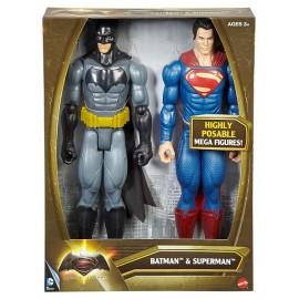BATMAN VS SUPERMAN PACK 2 FIGURINES 30 CM-jouets-sajou-56