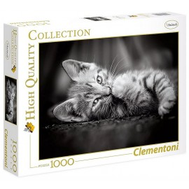 PUZZLE KITTY 1000 PIECES CHAT HIGH QUALITY-LiloJouets-Morbihan-Bretagne