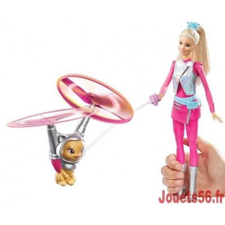 BARBIE PRINCESSE ET CHAT VOLANT-jouets-sajou-56