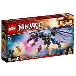 71742 LE DRAGON D'OVERLORD LEGO NINJAGO