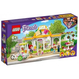 41444 LE CAFE BIOLOGIQUE DE HEARTLAKE CITY LEGO FRIENDS