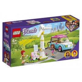 41443 LA VOITURE ELECTRIQUE D'OLIVIA LEGO FRIENDS