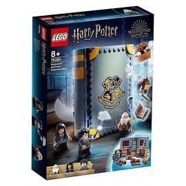 76385 POUDLARD LIVRE COURS DE SORTILEGES LEGO HARRY POTTER