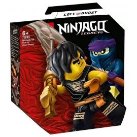 71733 SET BATAILLE EPIQUE COLE CONTRE LE GUERRIER FANTOME LEGO NINJAGO
