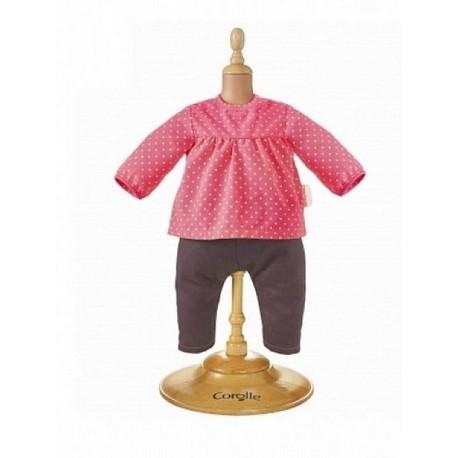 BLOUSE FRAMBOISE ET JEAN BB36-jouets-sajou-56