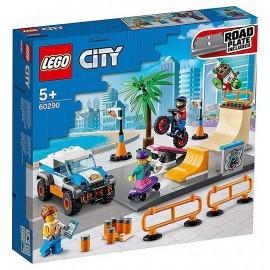 60290 LE SKATEPARK LEGO CITY