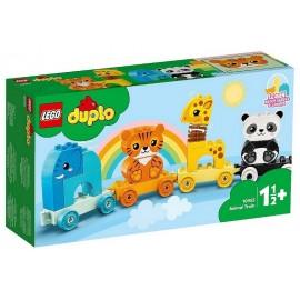 10955 LE TRAIN DES ANIMAUX LEGO DUPLO