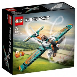 42117 AVION DE COURSE LEGO TECHNIC 2EN1