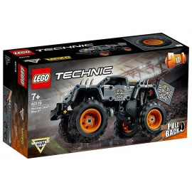 42119 MONSTER JAM MAX-D RETROFRICTION LEGO TECHNIC 2EN1