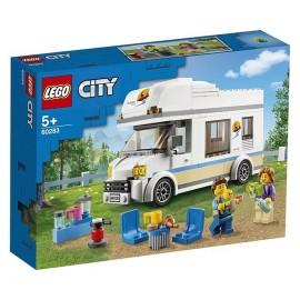 60283 LE CAMPING-CAR DE VACANCES LEGO CITY-LiloJouets-Morbihan-Bretagne