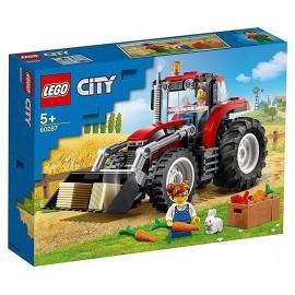 60287 LE TRACTEUR LEGO CITY