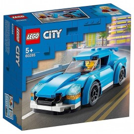 60285 LA VOITURE DE SPORT LEGO CITY