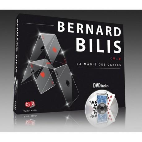 LA MAGIE DES CARTES BERNARD BILIS-jouets-sajou-56