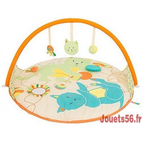 TAPIS D'EVEIL CLIP UP CHAT-jouets-sajou-56