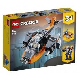 31111 CYBER DRONE LEGO CREATOR 3EN1